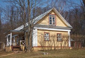 Дом весной картинки