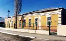 Железнодорожная поликлиника станции Покровск